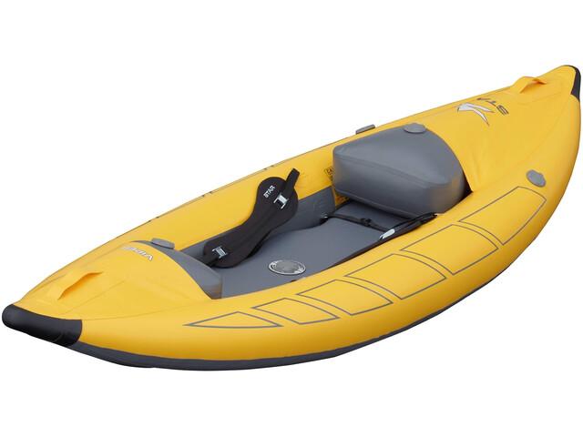 """NRS STAR Viper Båd 9'6"""", yellow"""